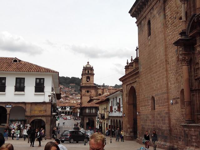 Plazoleta Comandante Ladislao Espinar, Cuzco