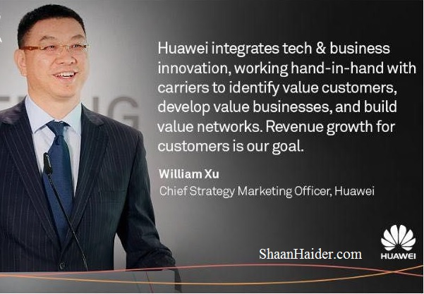 Huawei Emerging Market Business - William Xu Keynote