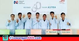 Lowongan Kerja PT. Metalart Astra Indonesia Karawang Terbaru