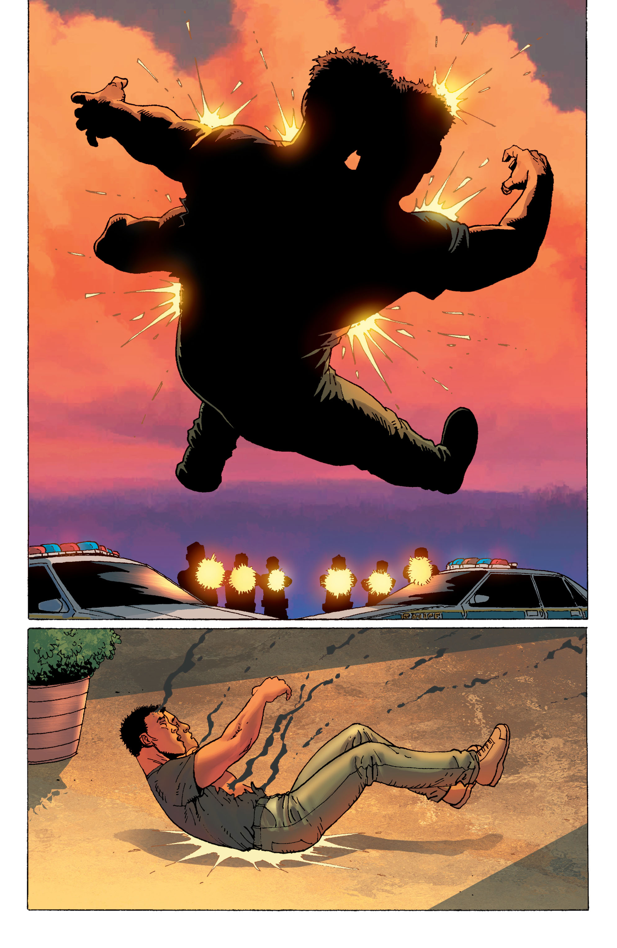 Read online Ultimate X-Men comic -  Issue #58 - 21