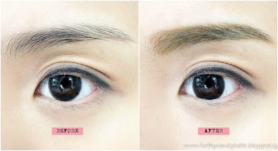 Maybelline Brow Wow Singapore Review