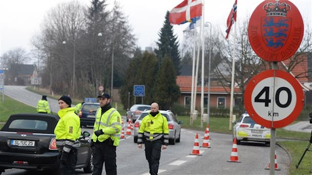 Denmark seeks law enabling police to reject refugees at borders