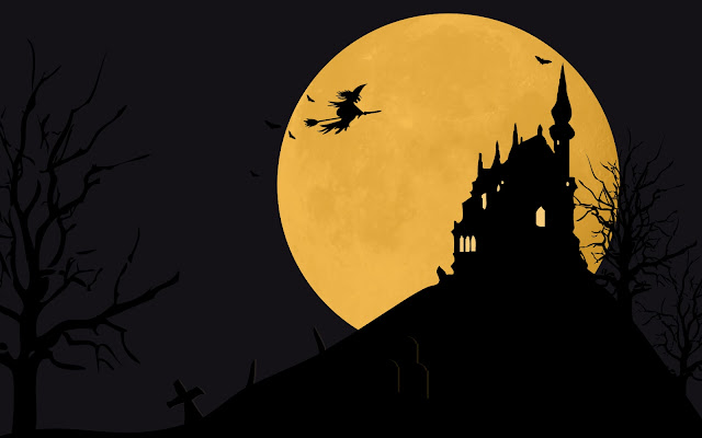 خلفيات هالوين سعيد