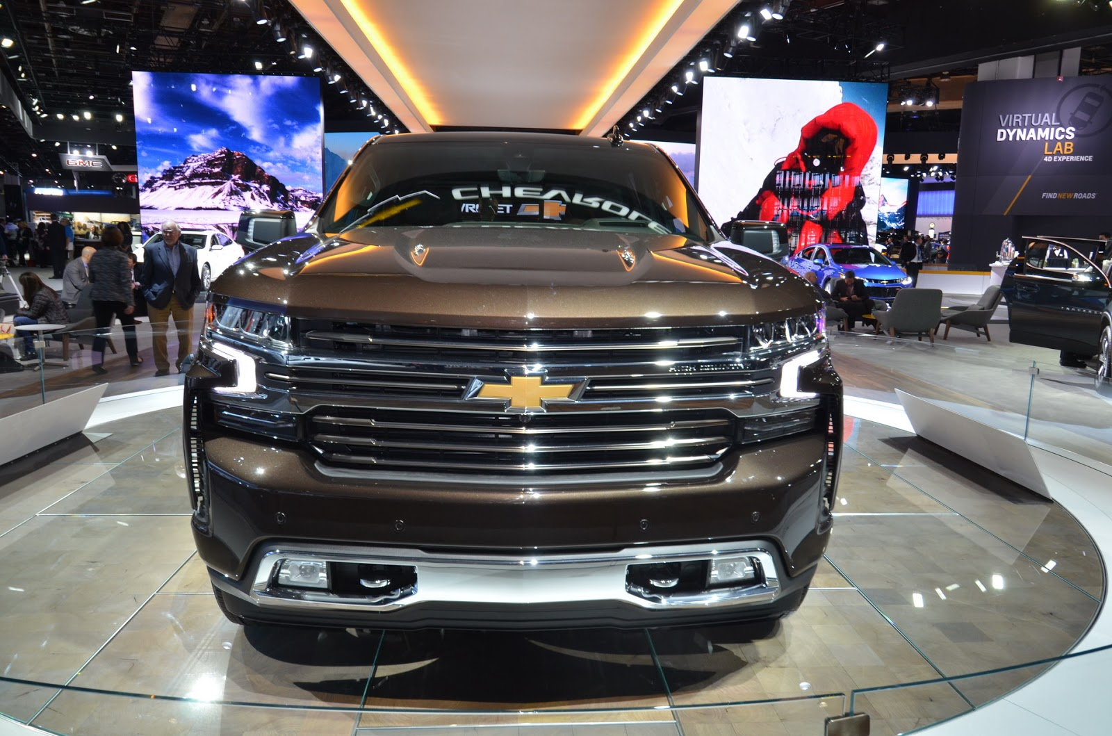 Chevy's 2019 Silverado Brings The Heat To Full-Size Truck ...