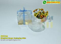 Mangkok Bunga Packaging Mika