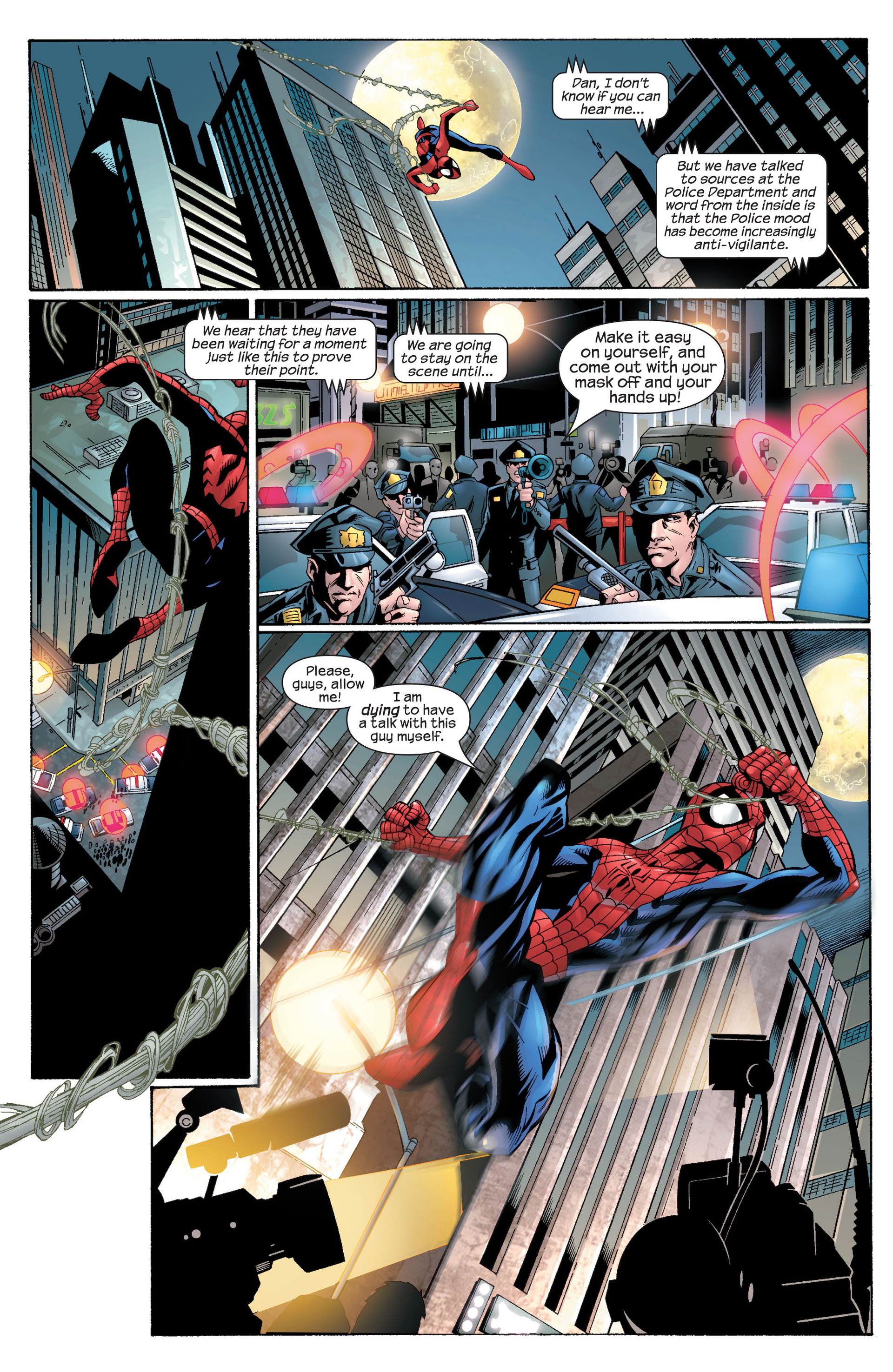 Read online Ultimate Spider-Man (2000) comic -  Issue #29 - 21