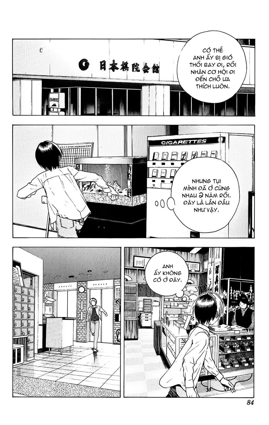 Hikaru No Go hikaru no go chap 125 trang 7
