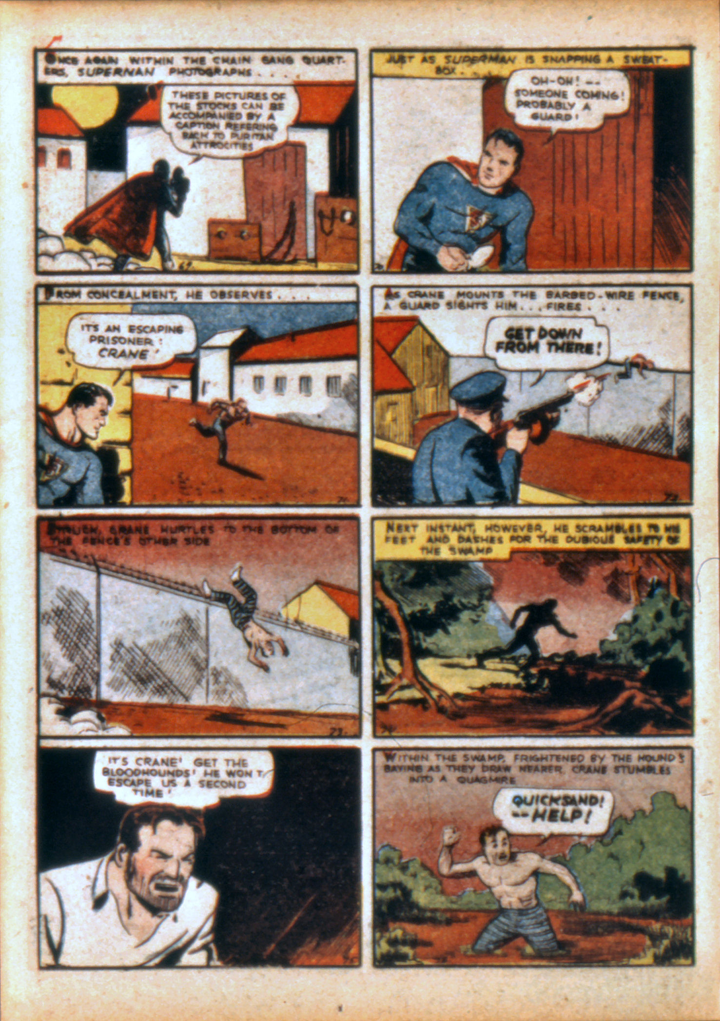 Action Comics (1938) 10 Page 12