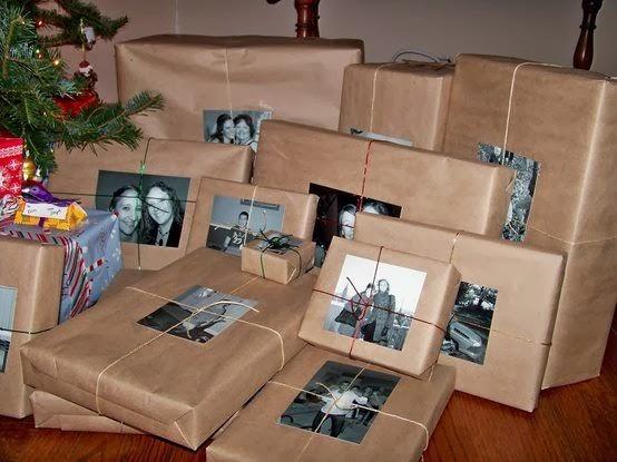 Super Il Natale: Tutorials: idee originali per incartare i regali di Natale YZ05