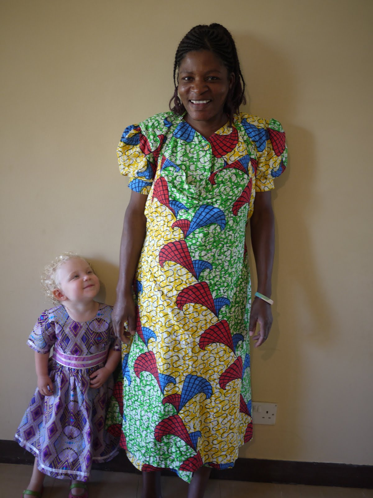 Robsons In Malawi: Traditional Clothing