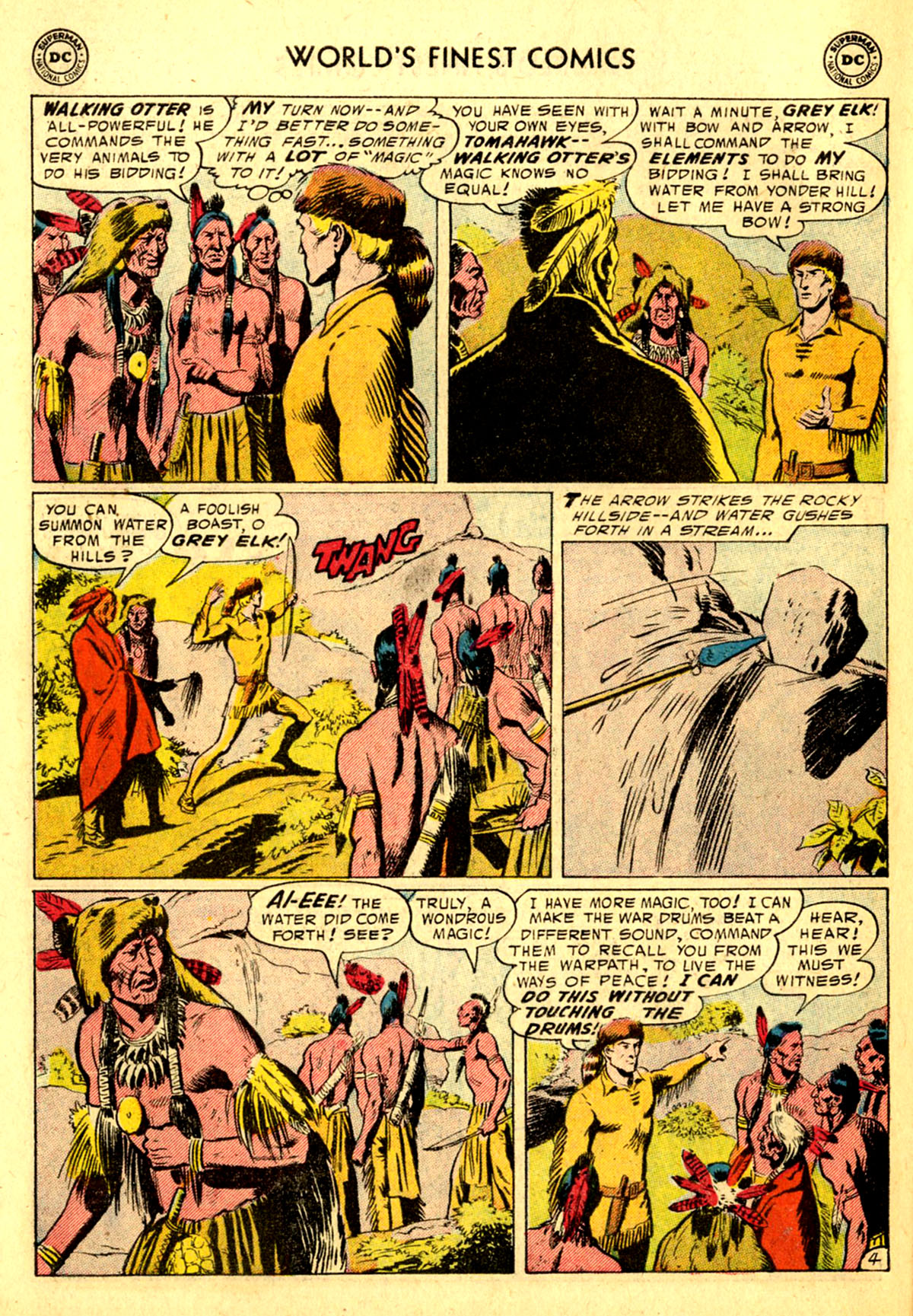 Read online World's Finest Comics comic -  Issue #75 - 30