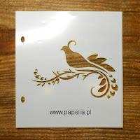 http://www.papelia.pl/maska-szablon-rajski-ptak-p-972.html