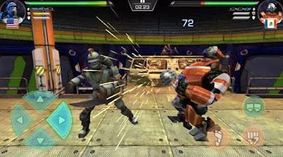 Game Pertarungan Clash of Robots