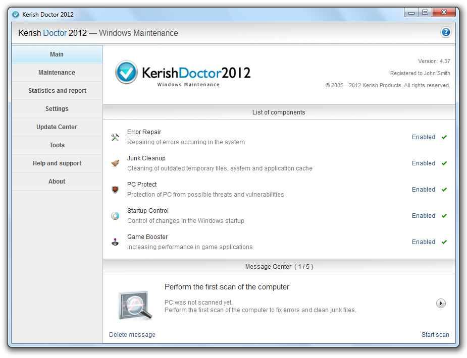 Kerish Doctor 2012 Full
