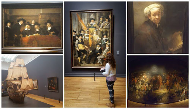 obras del Rijksmuseum
