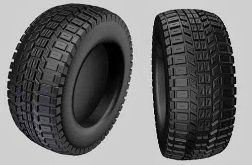Creating Car Tires