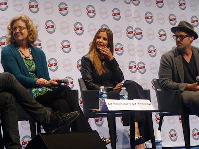 Buffy Reunion Comic Con Paris 2013