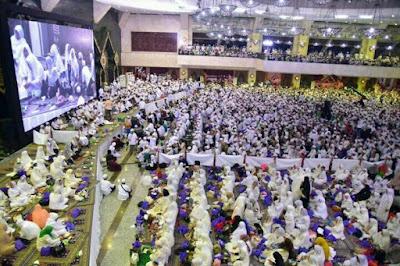 Dihadiri Ribuan Jamaah, Ustaz Arifin Doakan Anies-Sandi Dijauhkan dari Fitnah