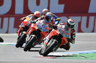 Lorenzo Tidak Yakin Mampu Bersaing Dengan Marquez Merebut Gelar Dunia di Musim Pertama Dengan Honda