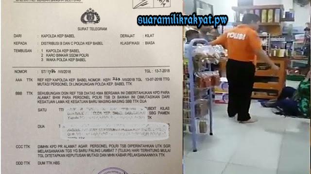 Viral Pemukulan Oknum Polisi Kepada Wanita, Ini Beberapa Fakta dan Kemarahan Pak Tito
