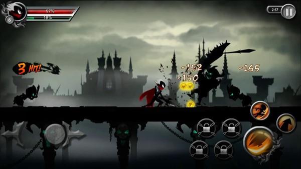 Stickman-Legends-Gameplay