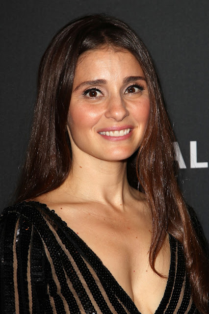 Actress, @ Shiri Appleby - The Paley Center For Media Presents PaleyLive in NYC