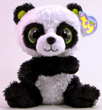 Hi guys1 I am going to post about what the Beanie Boo was for Which Beanie  Boo. So I am going to post about Bamboo! 9100aa160f2