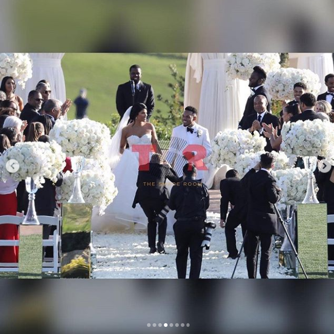 Photos: Chance The Rapper marries longtime girlfriend Kirsten Corley