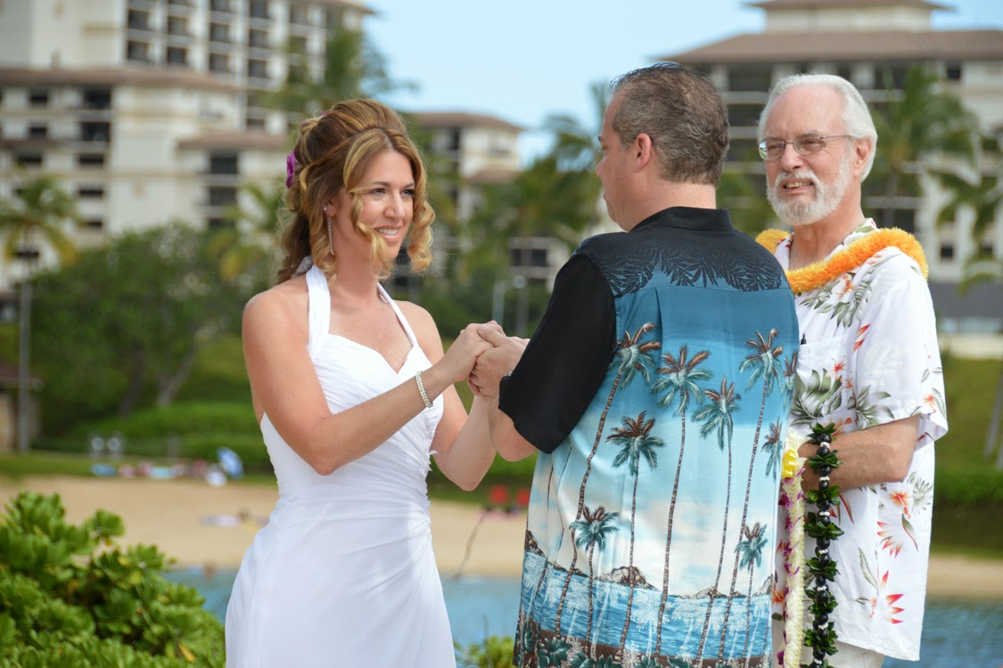 West Oahu Wedding
