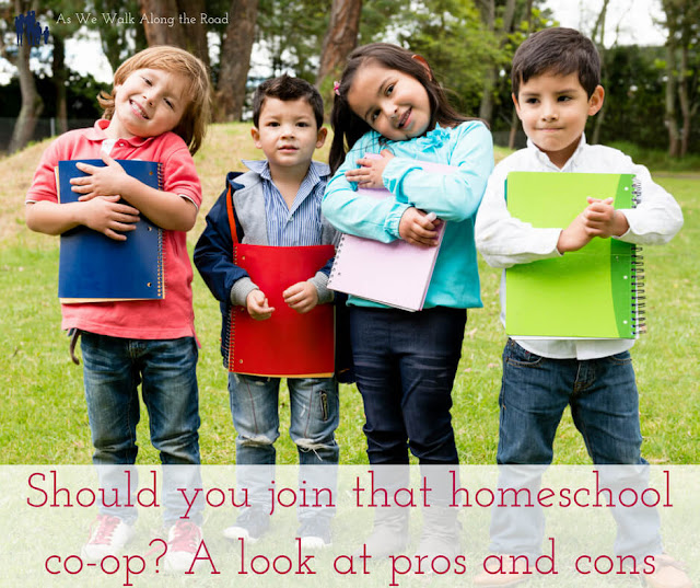 Homeschool co-ops pros and cons