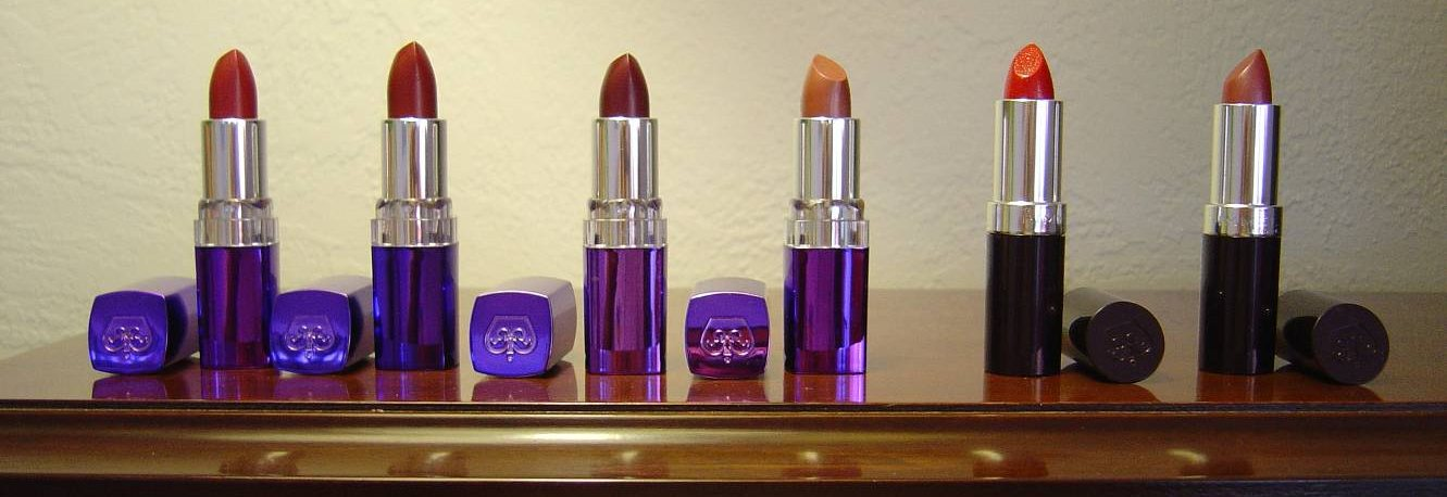 Line of lipsticks and the Three Essential Lipstick Shades Every Beauty Should Own