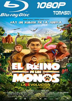 El reino de los monos (2015) BDRip 1080p DTS