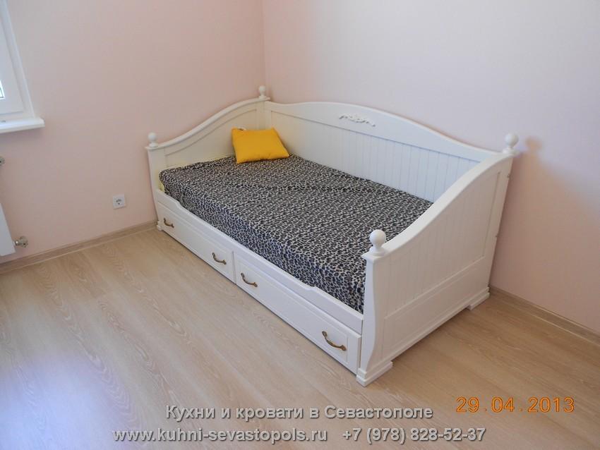 Купить кровать в Севастополе недорого