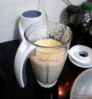 Hướng dẫn cách nấu sữa bắp thơm ngon giúp giảm cân