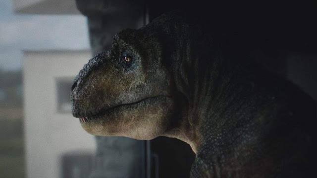 T-Rex deprimido Audi