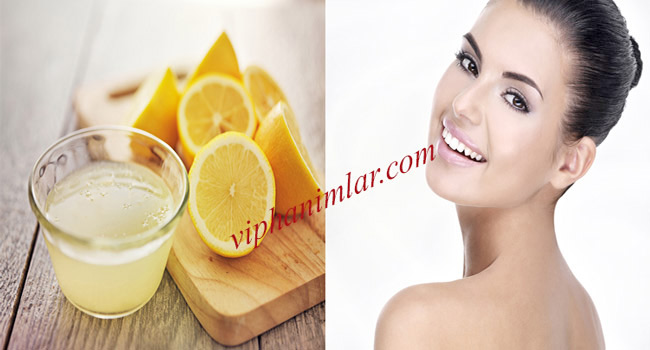 Limon İle Gelen Güzellik