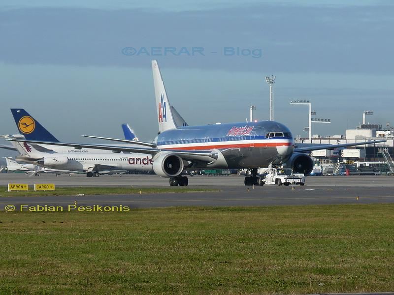 Aerolineas En Argentina Aviacion Comercial Ezeiza