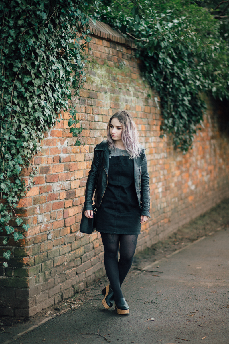 The Primark Pinafore Dress OOTD