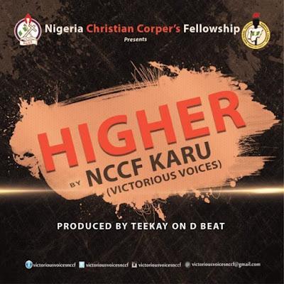 NCCF Choir Nasarawa Chapter – Higher