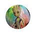 Groot (Guardiões da Galáxia) - Botton (#GL001) - 3,8 cm