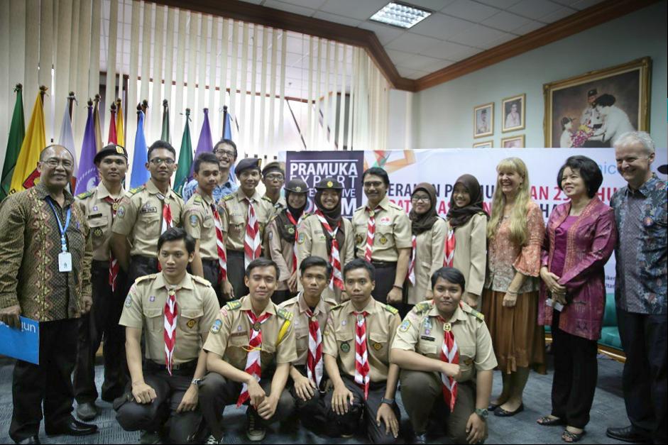 Unicef Indonesia 2015