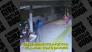 [VÍDEO] ROCAM SE DEPARA COM MELIANTES E DERRUBA UM