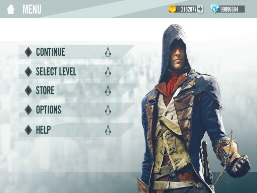 تحميل لعبة assassin's creed unity arno's chronicles مهكرة