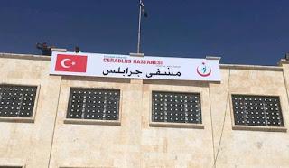 la presencia turca en el norte de Siria