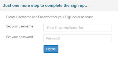 What is the use of Digilocker