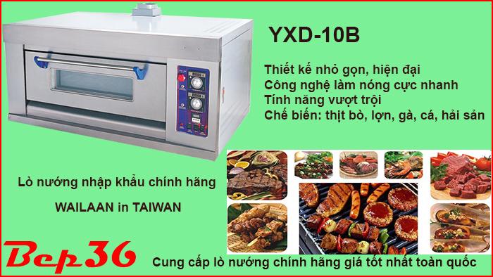 Lò nướng Wailaan YXD-10B