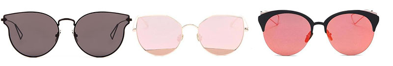 shop cat eye sunglasses LMNT eyewear