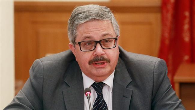 Russia names Alexei Yerkhov as new ambassador to Turkey