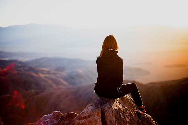 Cara Membentuk Pikiran Positif Dari Sudut Pandang Positif