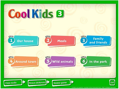 COOL KIDS 3º PRIMATRIA